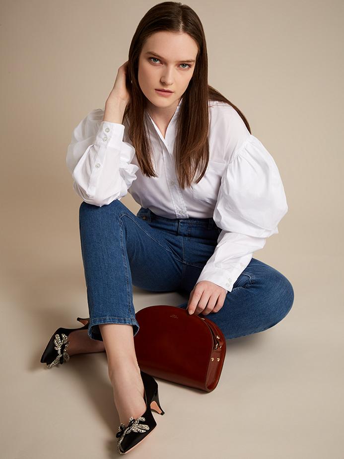 Styled by Evangelie Smyrniotaki.Look 5/12.